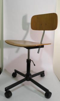 Jorgen Rasmussen Danish Modern Kevi Chair | Chairish