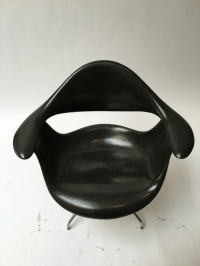 George Nelson DAF Swag Leg Chair for Herman Miller | Chairish