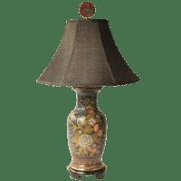 Frederick Cooper Floral Vase Table Lamp