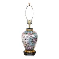 Vintage Frederick Cooper Japanese Porcelain Lamp   Chairish