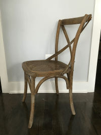 Restoration Hardware Madeleine Side Chair | Chairish
