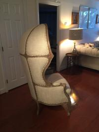 Restoration Hardware Versailles Dome Chair | Chairish