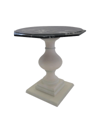 Small Table With Marble Top | Chairish