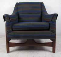 Paoli Chair Co. Vintage Mid-Century Rocker With Ottoman ...