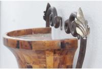 Art Nouveau Bakelite Sconce | Chairish