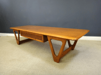Lane Mid-Century Perception Coffee Table | Chairish
