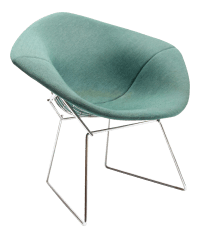 Vintage Knoll Bertoia Diamond chair | Chairish