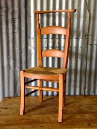 Panola French Prayer Chair | Chairish