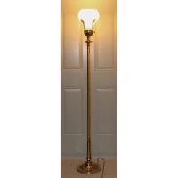 Hollywood Regency Stiffel Torchiere Floor Lamp
