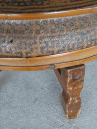 Boho Style Coffee Table | Chairish