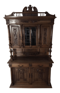 Vintage & Used Empire Credenzas and Sideboards