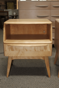 Heywood Wakefield Encore Maple Night Stands - A Pair ...