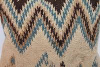 Navajo Weaving Pillow   Chairish