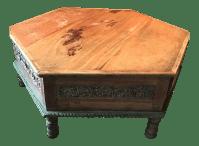 Moroccan Coffee Table   Chairish
