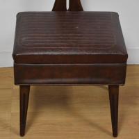 Mid-Century Gentlemen's Valet Chair | Chairish