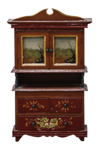 Wall Mounted Curio Cabinet | Chairish