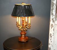 Vintage Chapman Candelabra Lamp | Chairish
