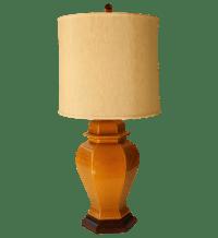 Royal Haeger Ginger Jar Table Lamp | Chairish