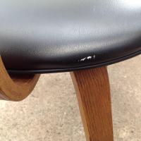 Mid-Century Modern Thonet Bentwood Chair | Chairish