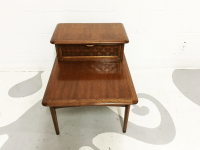 Lane Mid-Century Modern End Table | Chairish
