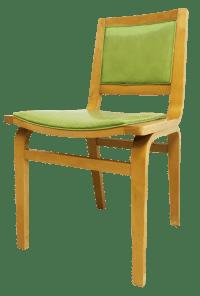 Thonet Mid Century Modern Bent Wood Chair | Chairish