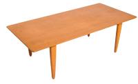 Heywood Wakefield Mid-Century Coffee Table   Chairish