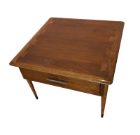 Lane Acclaim Mid Century End Table | Chairish