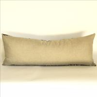 Mudcloth Lumber Pillow | Chairish