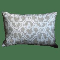 Restoration Hardware Linen Pillow   Chairish