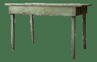 American Primitive Kitchen Table | Chairish