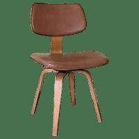 Mid Century Thonet Bentwood Swivel Chair | Chairish