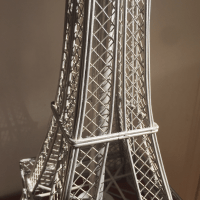 Eiffel Tower Table Lamp | Chairish