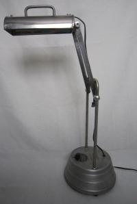 Vintage Medical Folding Lamp | Chairish