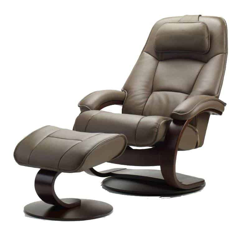 Fjords Admiral Recliner Leather Recliners Chair Land