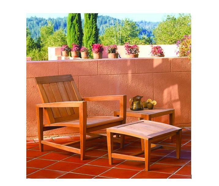 Amalfi Club Chair