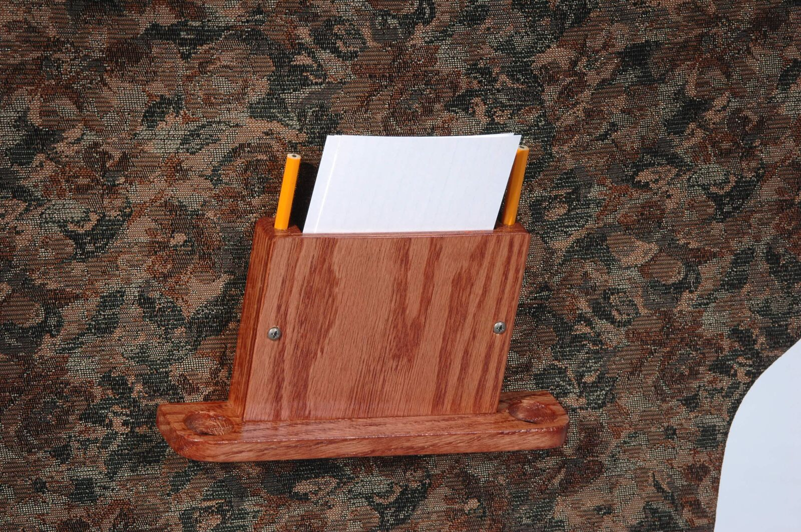 Wooden Drink Holder Card And Pencil Holders For Church Chairs Chairsforworship