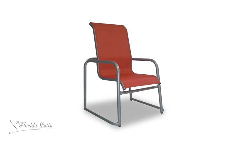 Outdoor Sling Chairs K 50sl Chaise Lounge