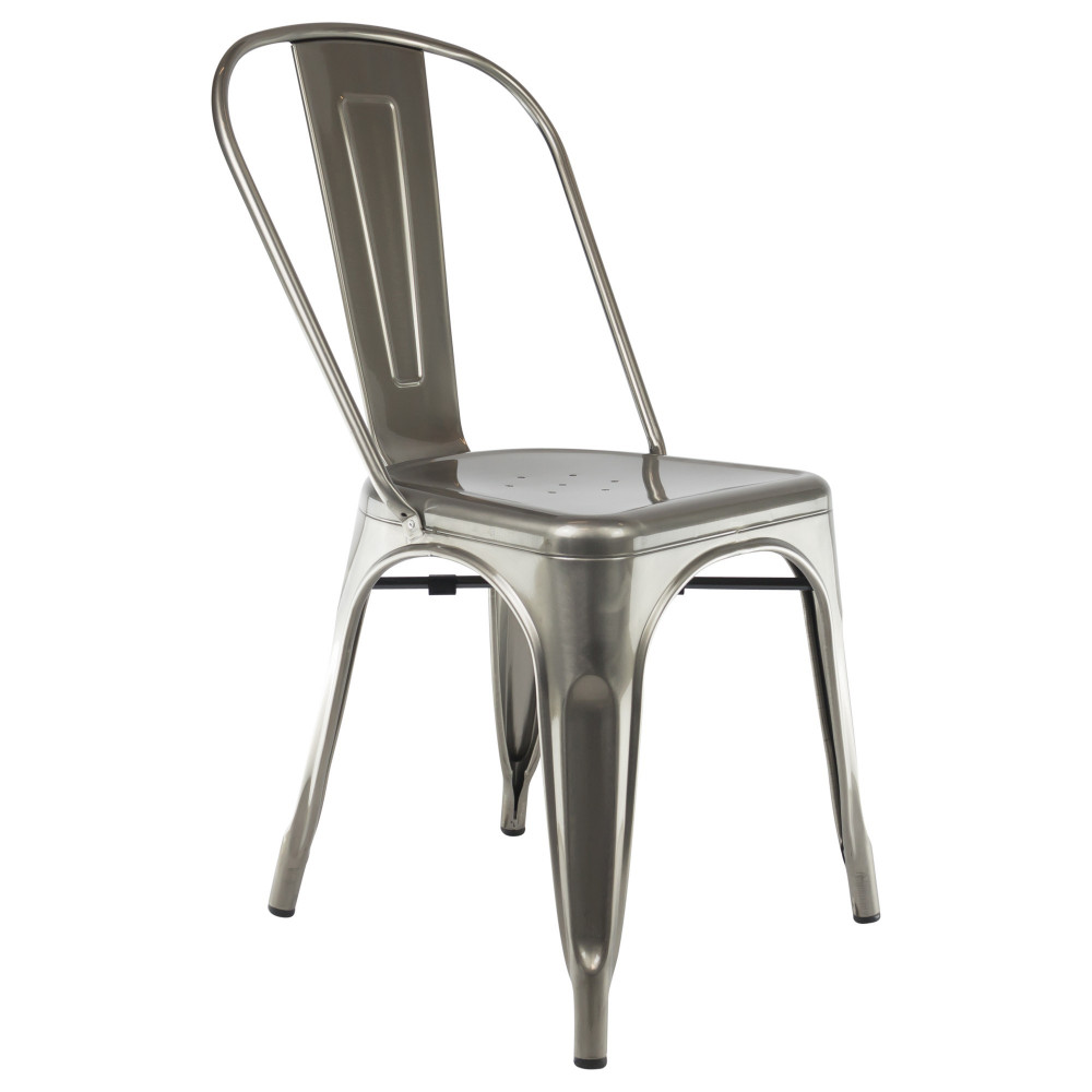 Chaises Industrielle Chaise Industrielle Bistrot