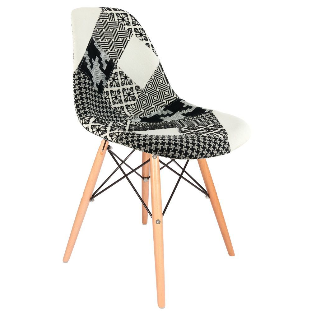 Chaise Design Patchwork Chaise Dsw Patchwork Eames