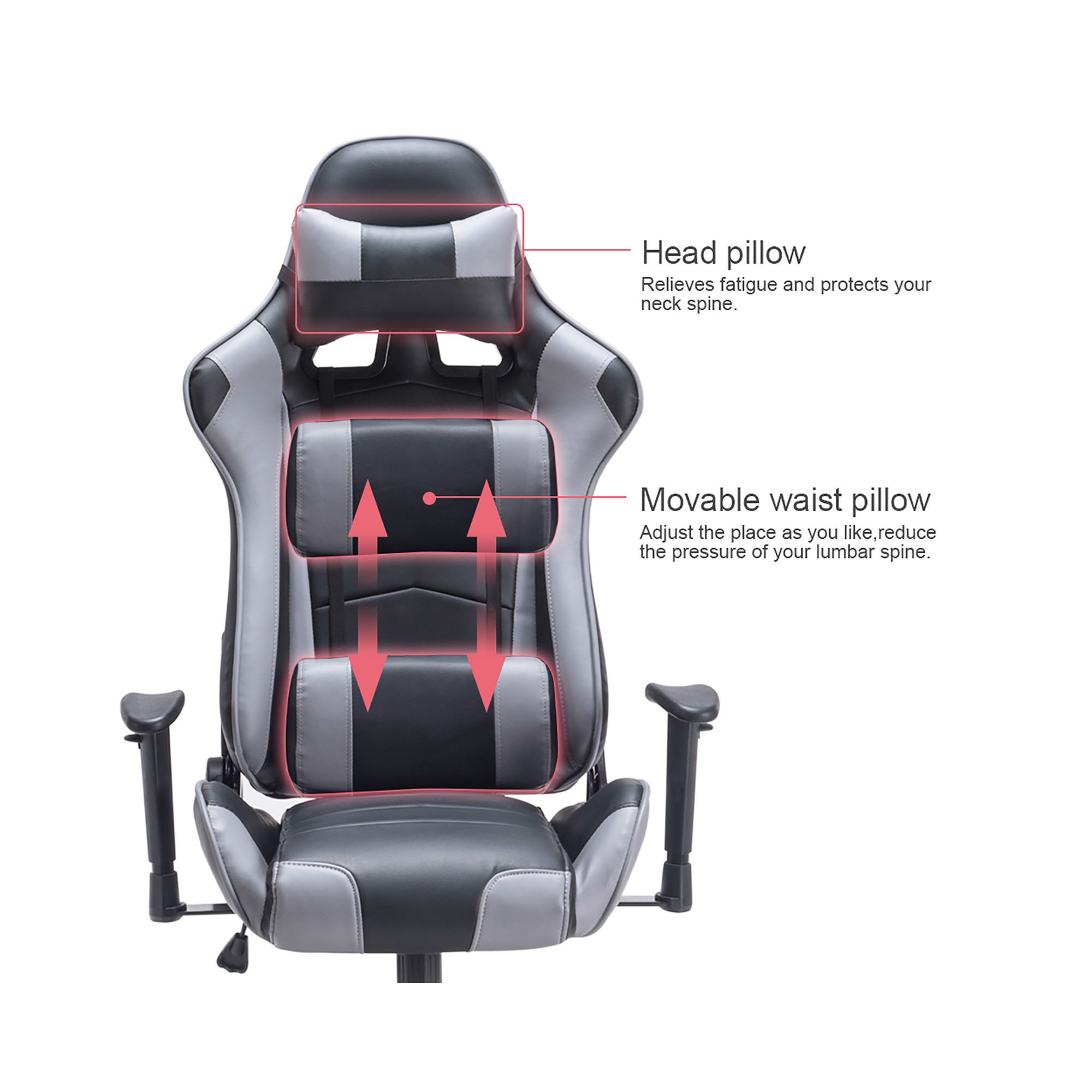Fauteuils Reglables Occasion Fauteuil Gamer Chaise Gaming