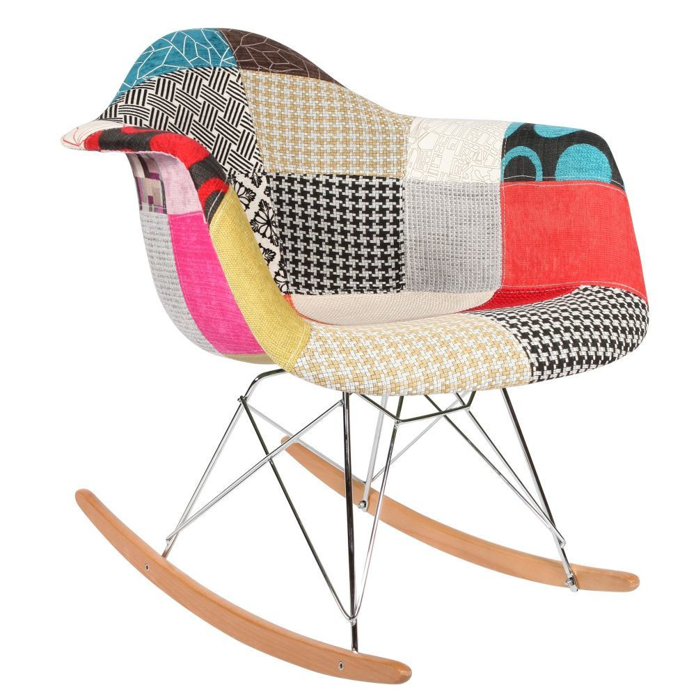 Chaise Rocking Chair Chaise Rocking Chair Patchwork Eames Rar