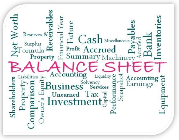 Befriend Your Balance Sheet - Chakra Partners - balance sheet