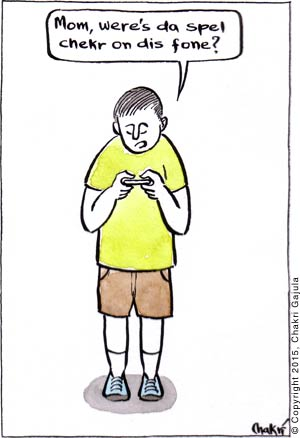 cell phone « Cartoons about everything Humans Animals