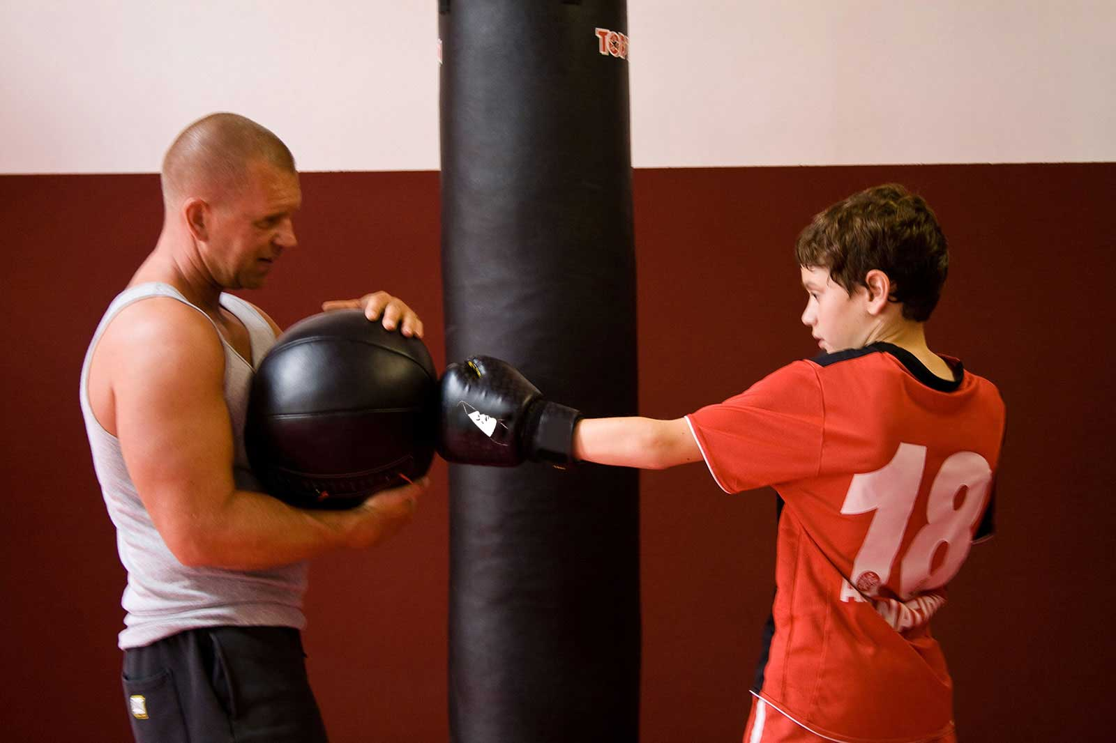 Boxen Für Kinder Challenge Club Boxen And Fitness
