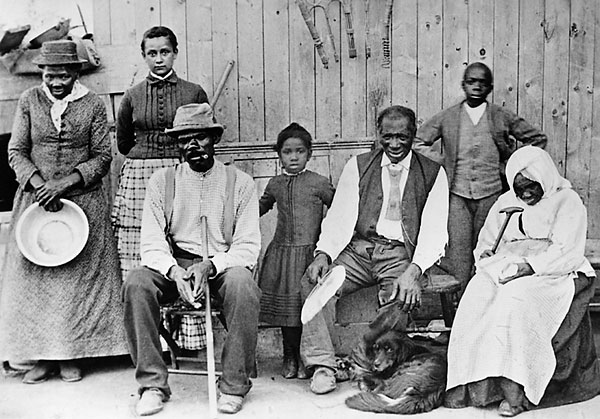 Baby Fell Unconscious Early Life People Of The Civil War Harriet Tubman