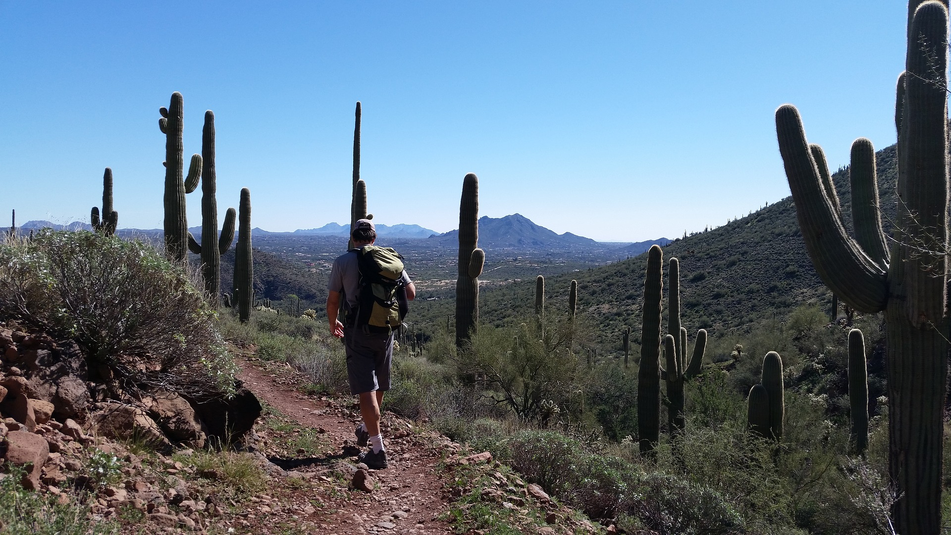 Trade System In Black Desert Sun Corridor Hiking Trail Proposed By State Leaders