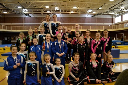 Rock Springs Gymnastics Clubs/Organizations Sports and