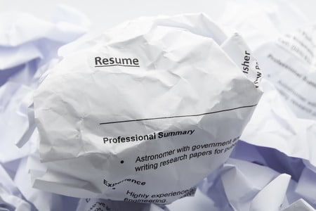 5 Common Executive Resume Mistakes That Could Cost You an Interview