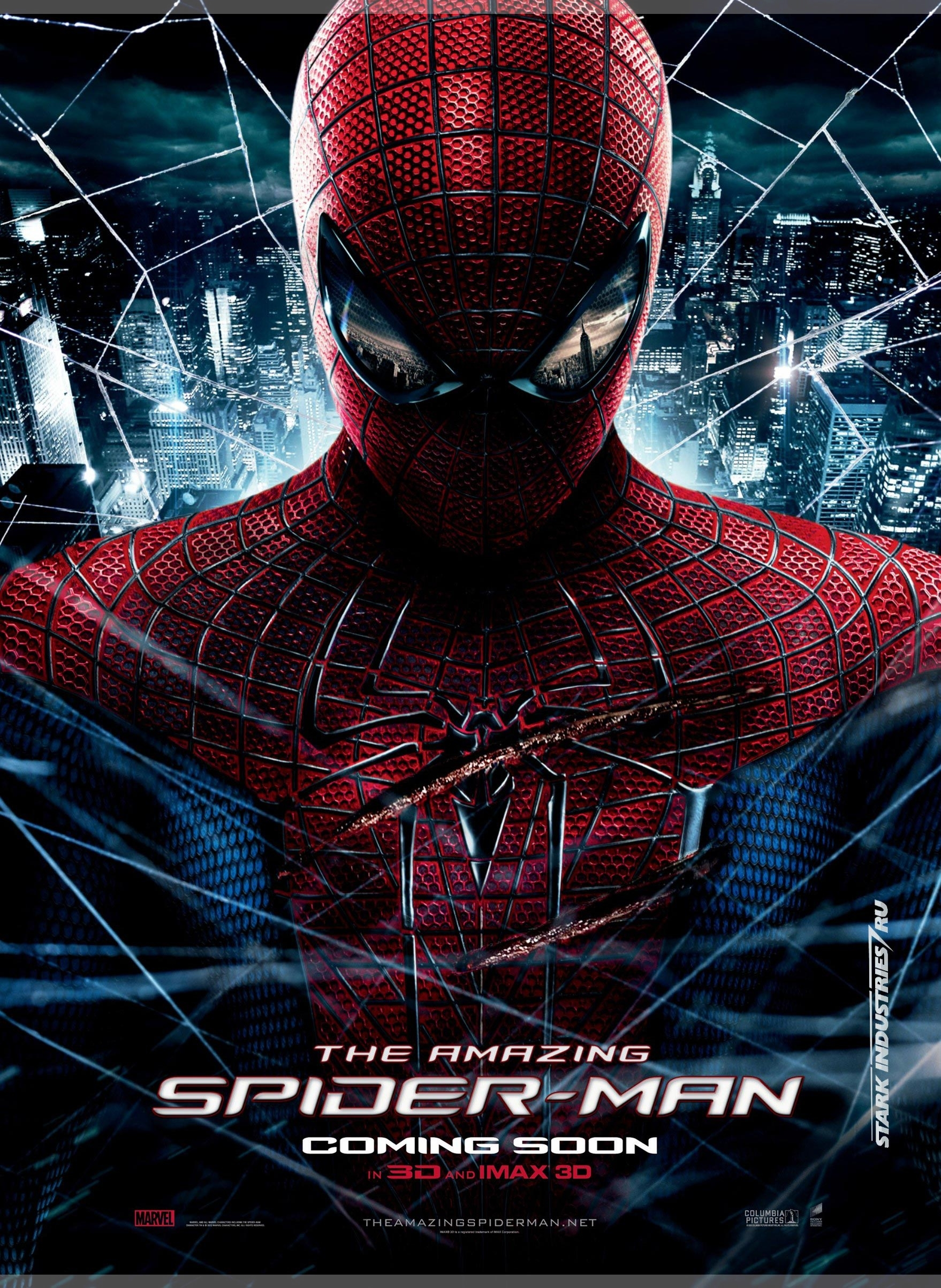 wallpaper of the amazing spiderman