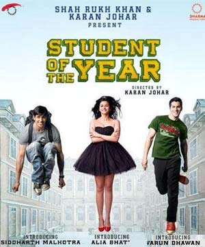 Poster of Student Of The Year
